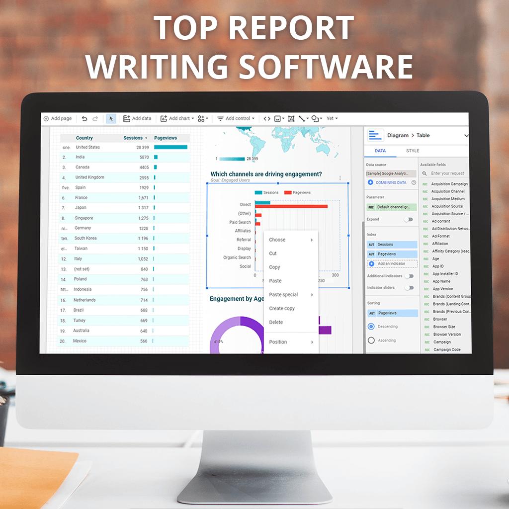 best report editing sites au