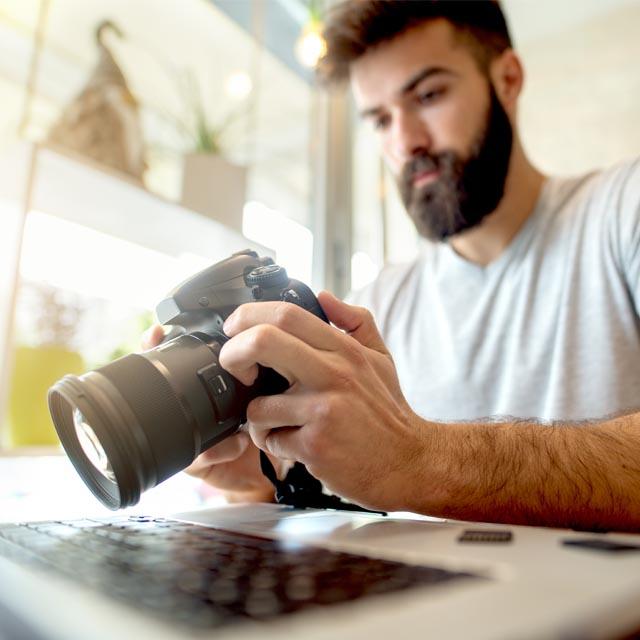 45 Creative Photography Business Names 5 Free Logos