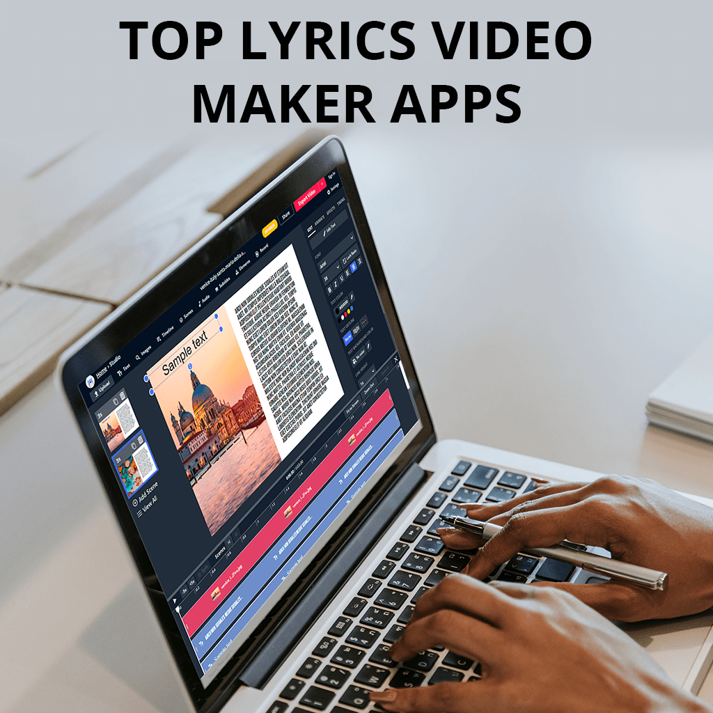 32 Best Lyrics Video Maker Apps in 32