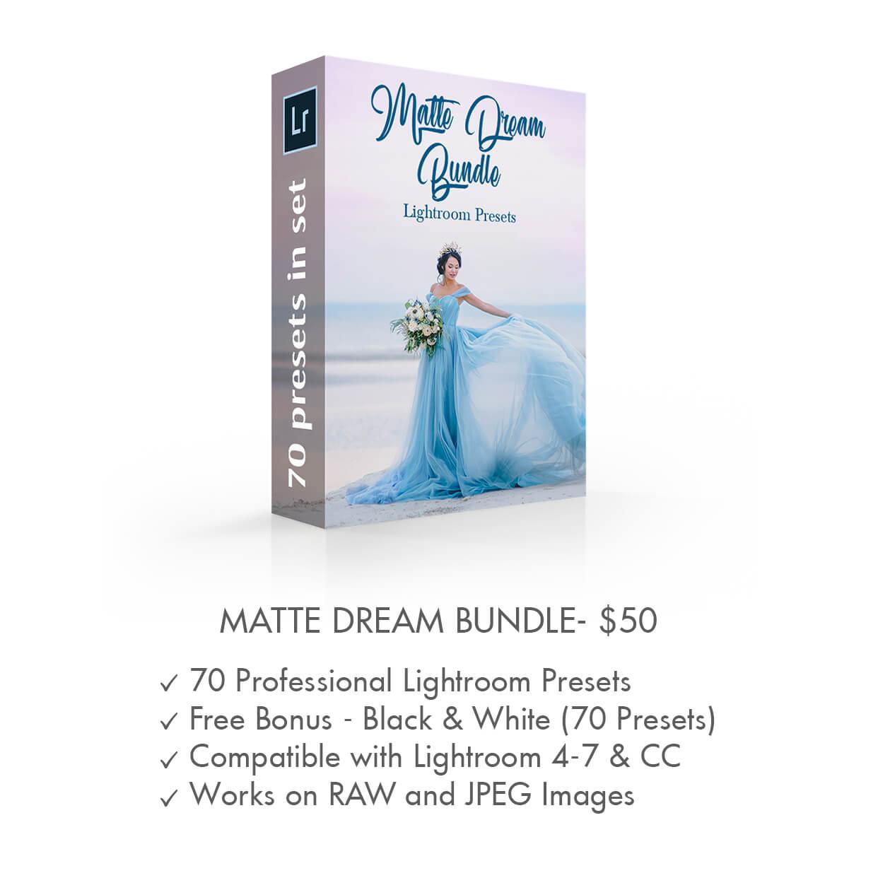 Matte Dream Lightroom Presets